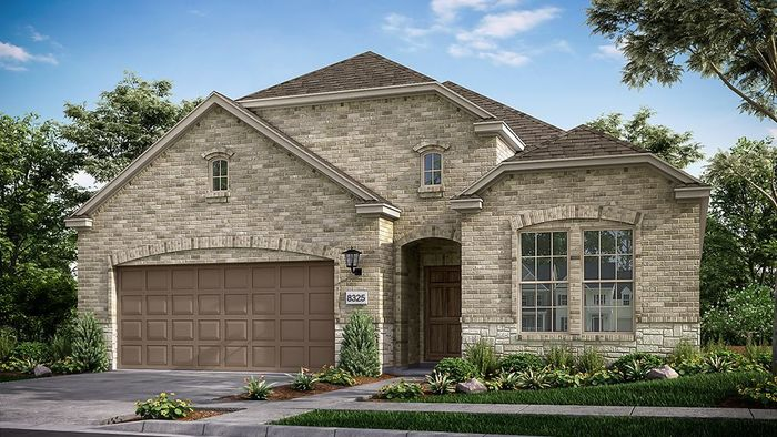Move In Ready New Home In Sweetwater 55s Community
