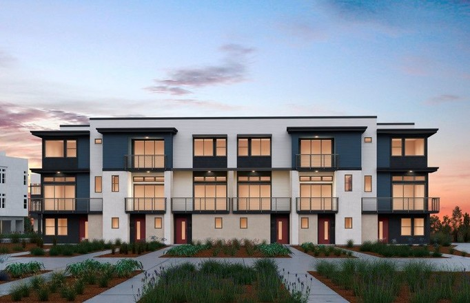 Move In Ready New Home In Slate at One 90 Community
