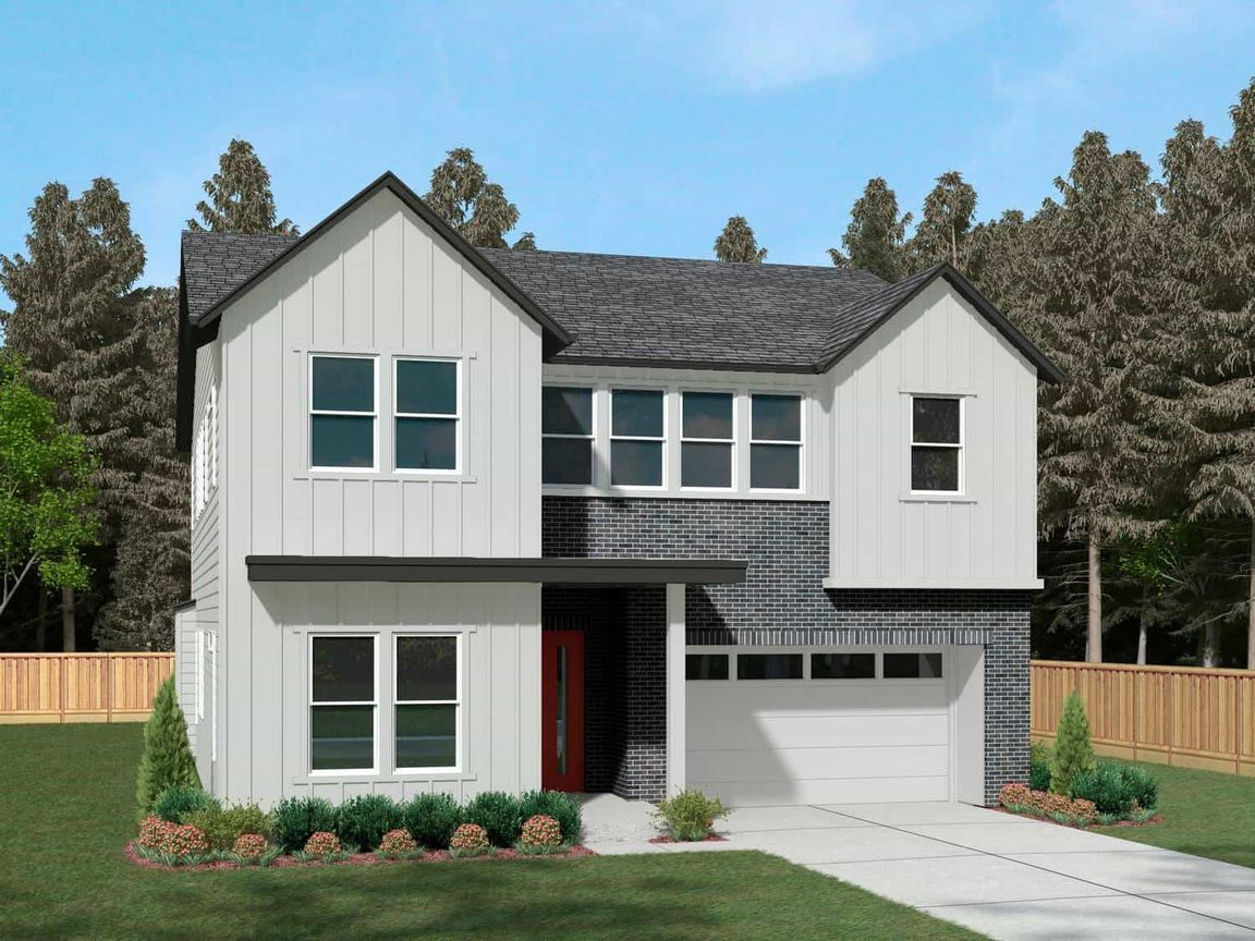 Ready To Build Home In Hazelwood Gardens Community