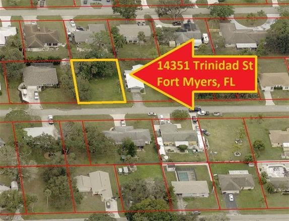 Lot In Fort Myers