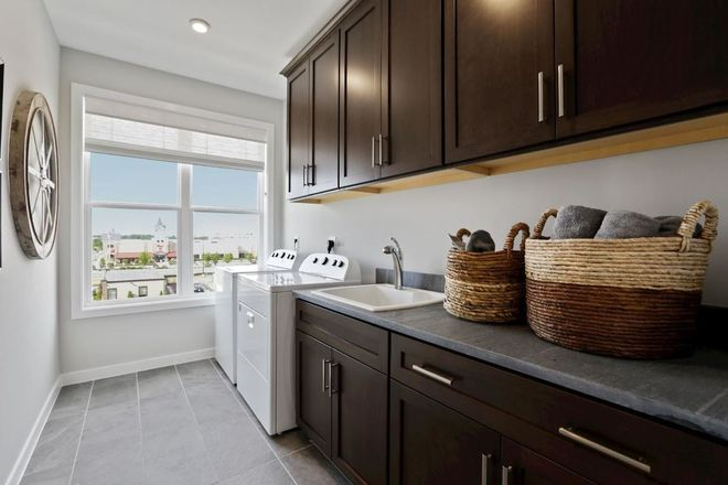 Move In Ready New Home In Commonwealth Place at Westfields - The Fairfax Community