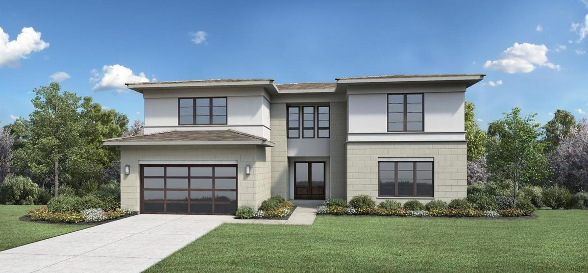 Ready To Build Home In Westcliffe at Porter Ranch - Skyline Collection Community