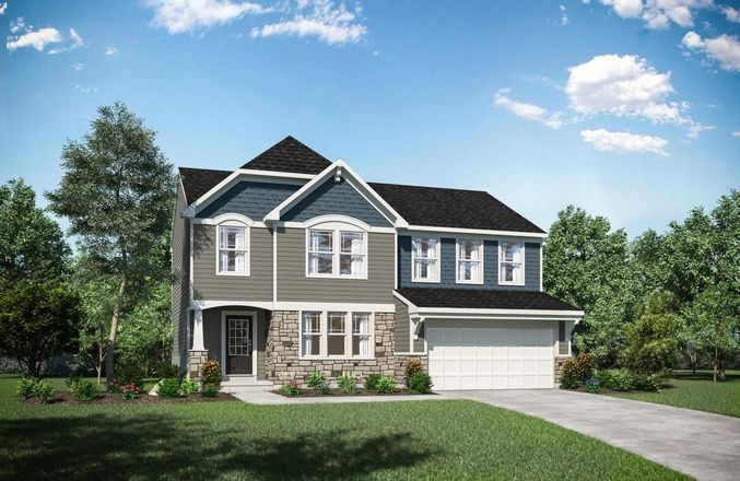 Move In Ready New Home In Aosta Valley - Boone County Community