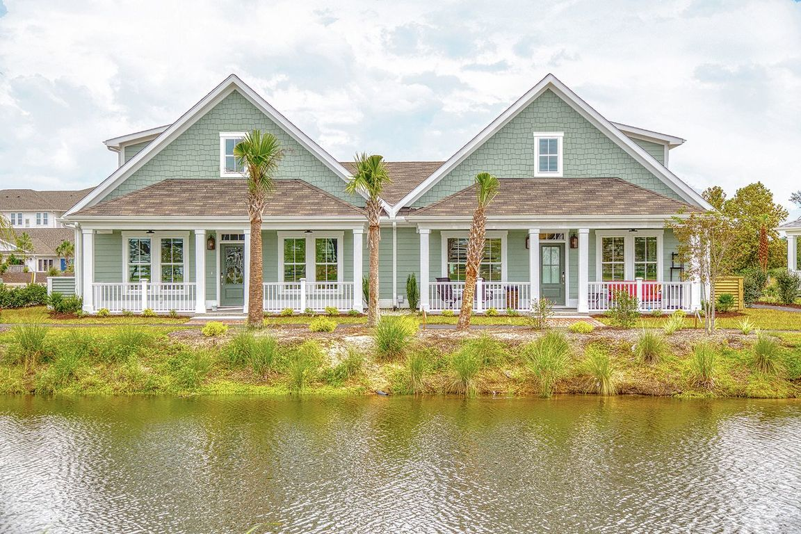 Move In Ready New Home In Living Dunes Community