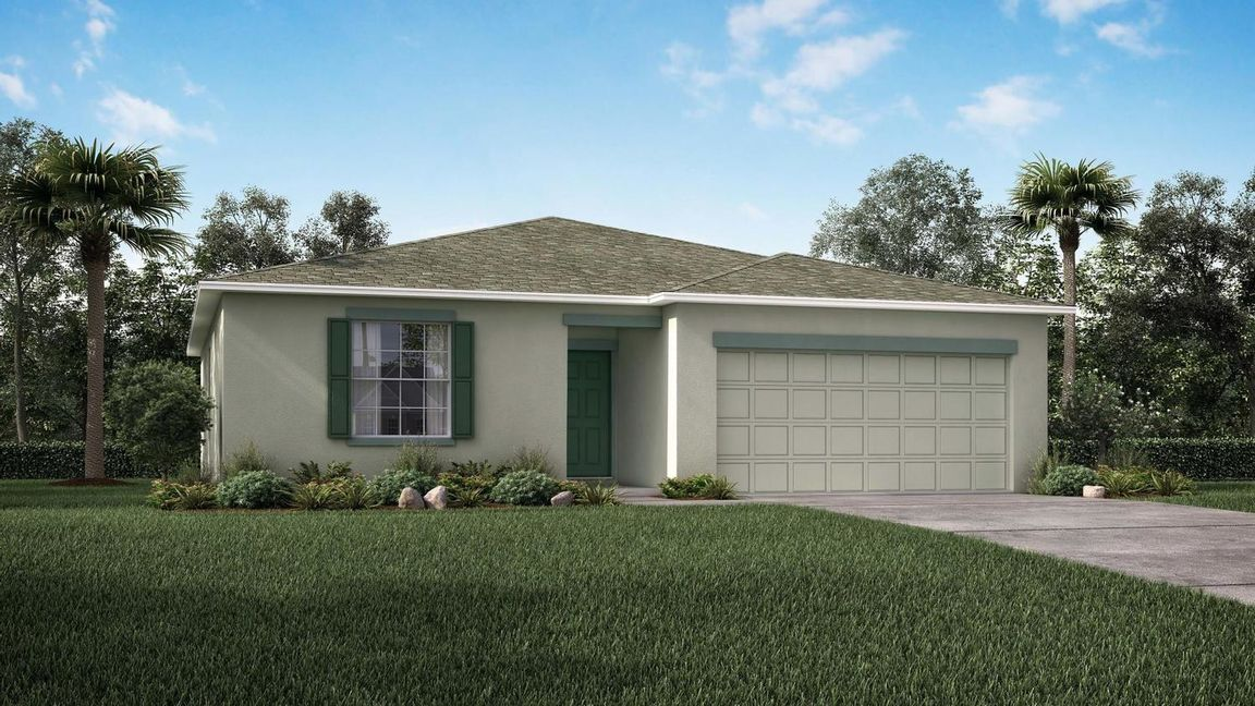 Ready To Build Home In Indian Lake Estates Community