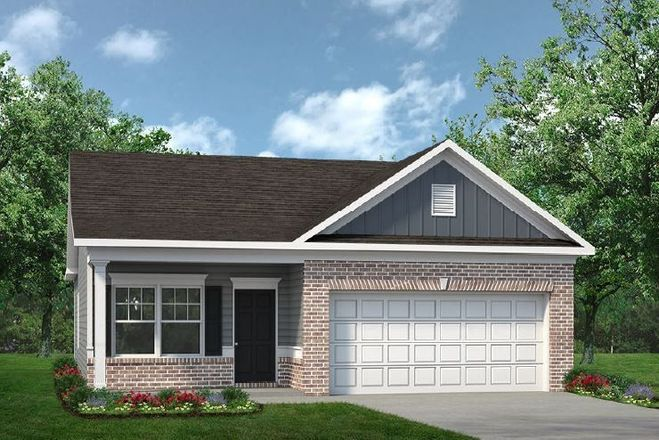 Move In Ready New Home In Global Manor Community