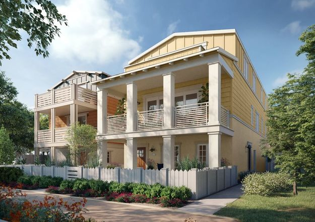Move In Ready New Home In Bayside Cove Community