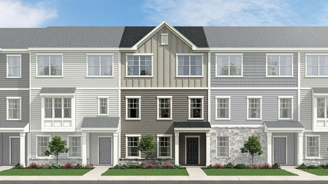 Ready To Build Home In James Grove - Frazier Collection Community