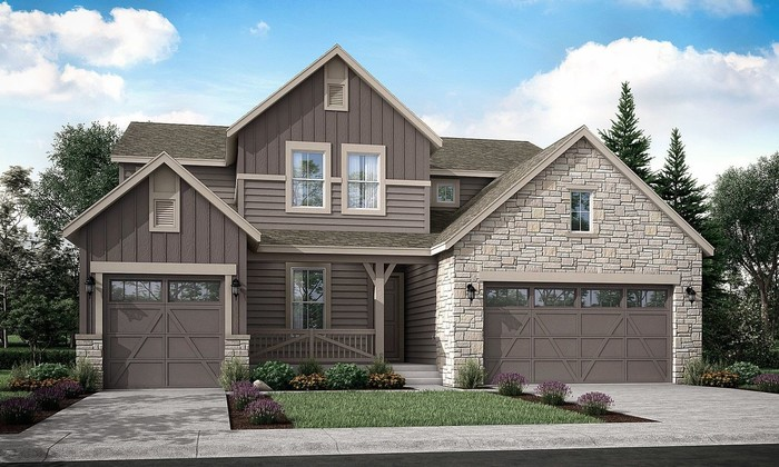 Move In Ready New Home In Macanta - The Grand Collection Community