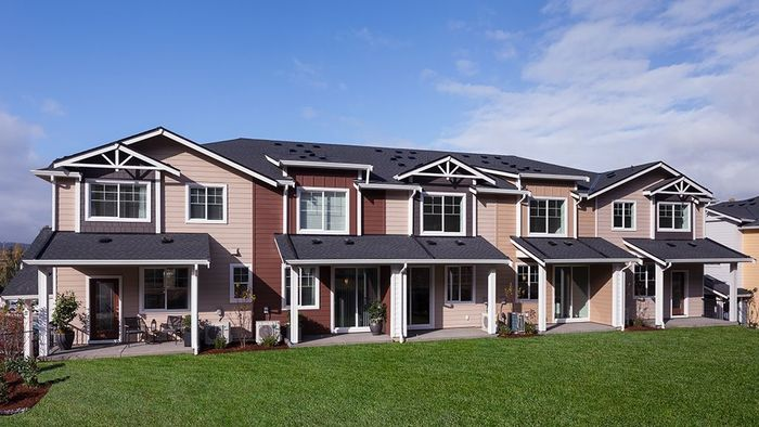 Move In Ready New Home In Sunridge Townhomes Community