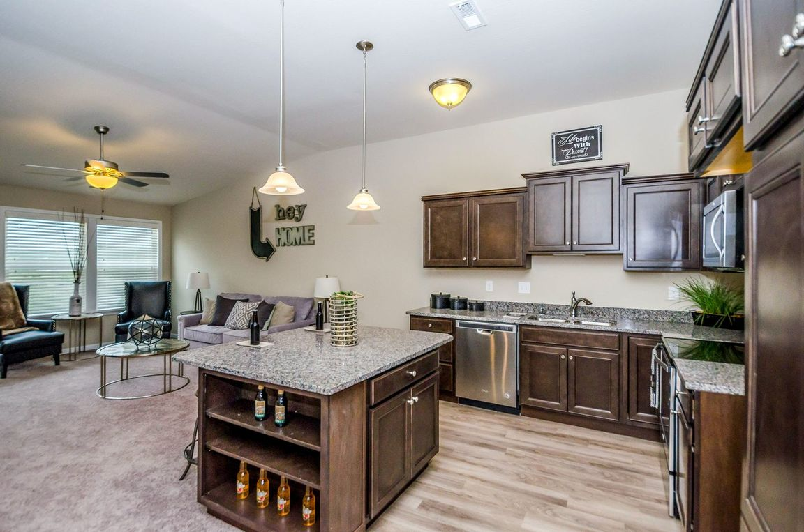Ready To Build Home In Riviera Community