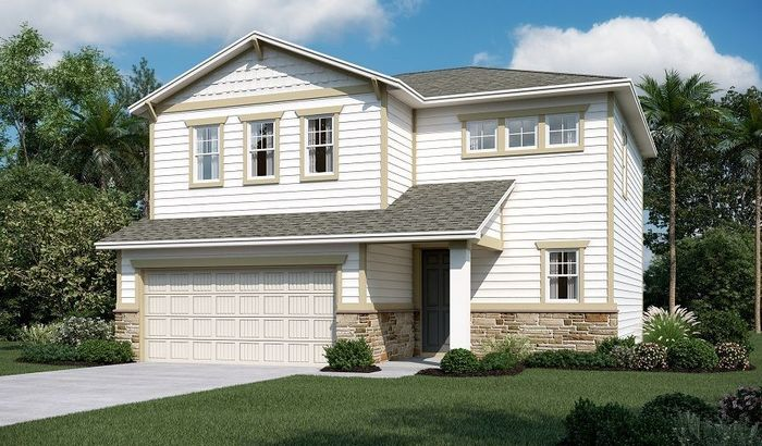 Move In Ready New Home In Walkers Ridge Community