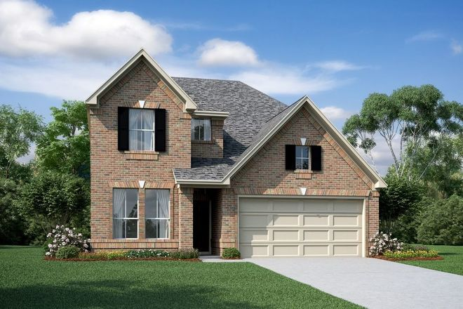 Move In Ready New Home In Katy Pointe Community