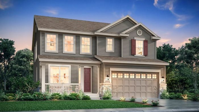 Move In Ready New Home In Willow Bend - The Monarch Collection Community