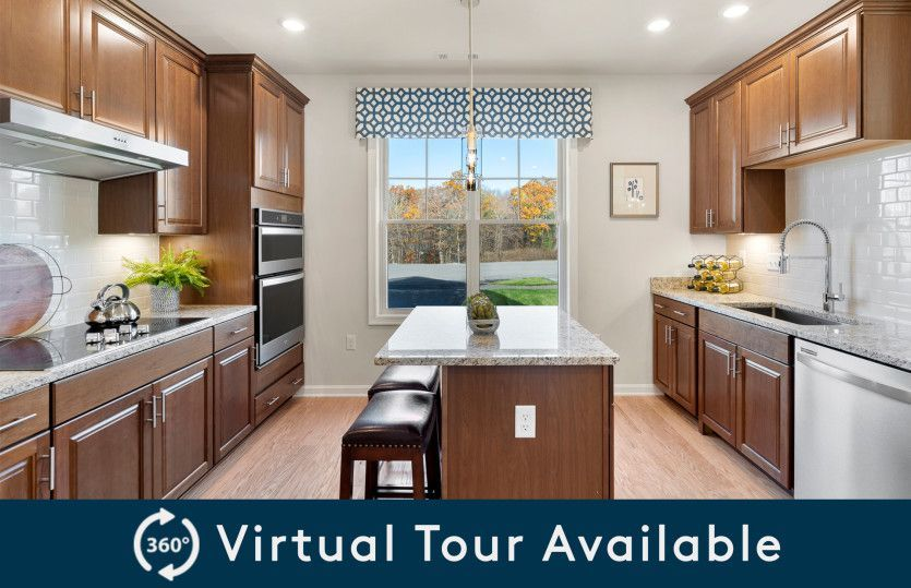 Move In Ready New Home In Pennington Crossing Community