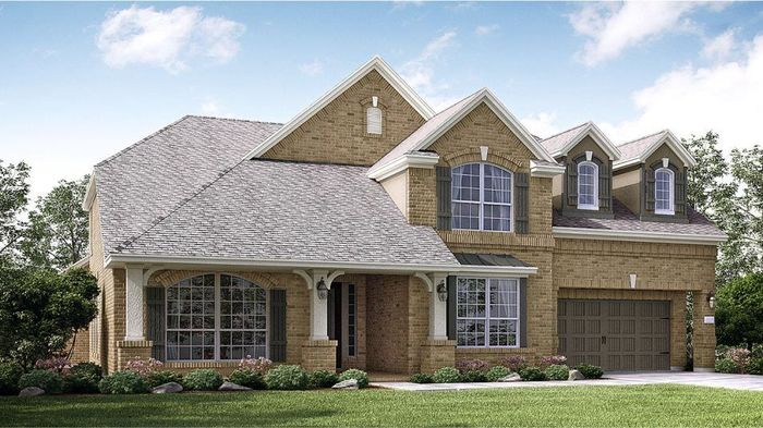 Move In Ready New Home In Vistas at Klein Lake - Classic & Wentworth Collections Community