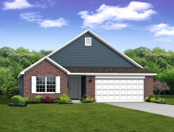 Ready To Build Home In Brookwood Trace Community