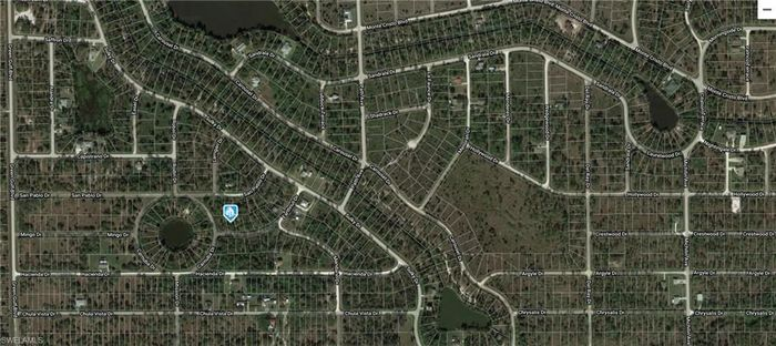 Lot In Tropical Gulf Acres