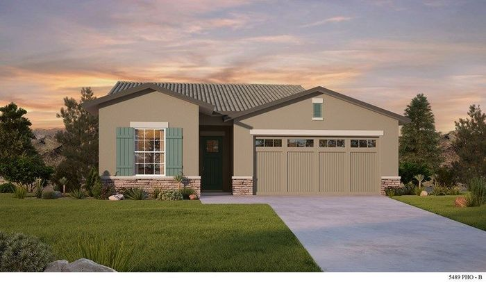 Move In Ready New Home In Union Park at Norterra Community
