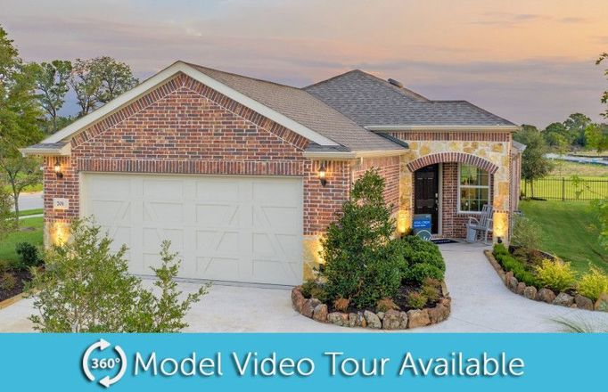 Move In Ready New Home In Del Webb at Trinity Falls Community