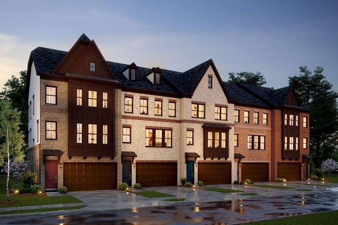 Move In Ready New Home In The Towns at Pender Oaks Community