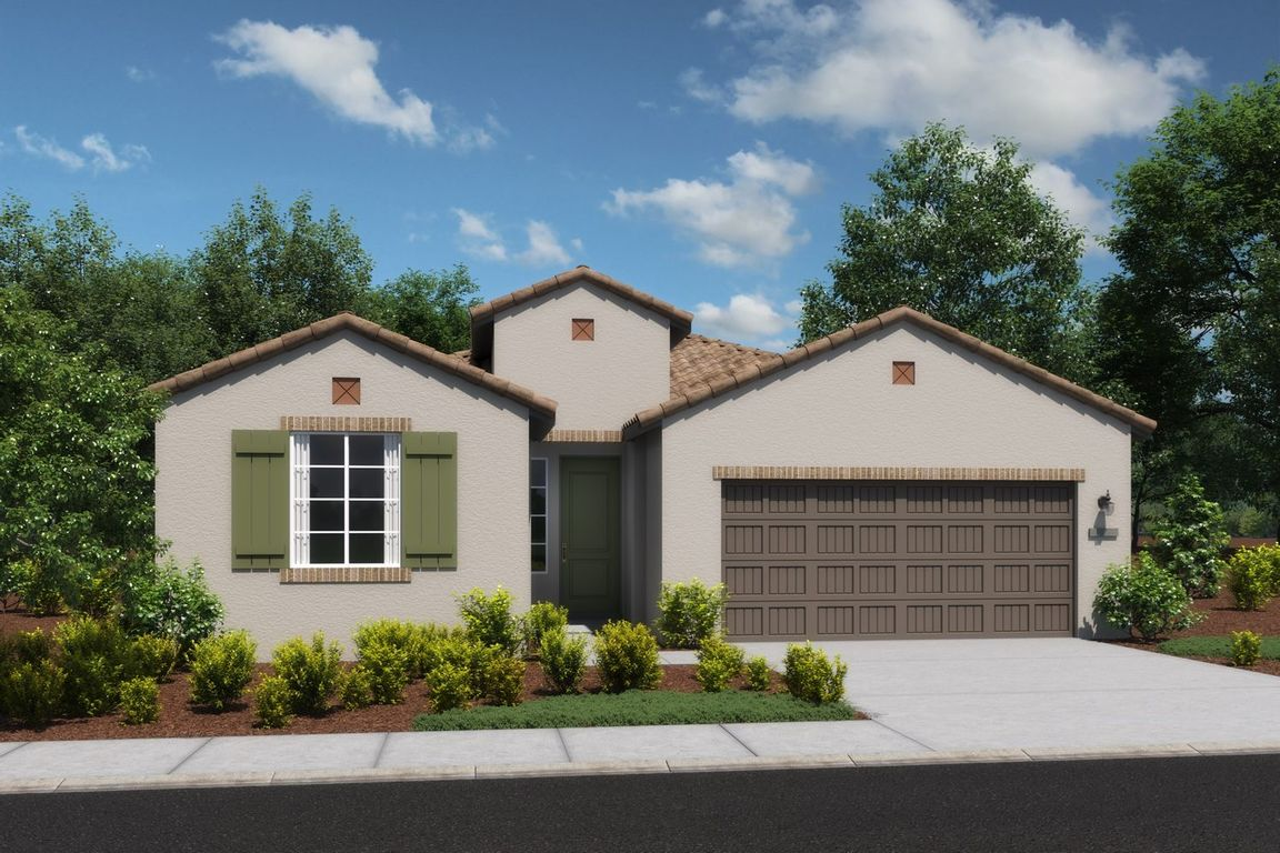 Move In Ready New Home In Encantada at Vineyard Terrace Community