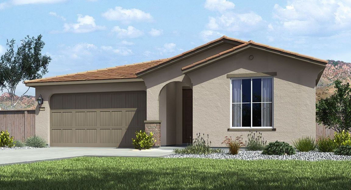 Move In Ready New Home In Weser Creek at Heybourne Meadows Community