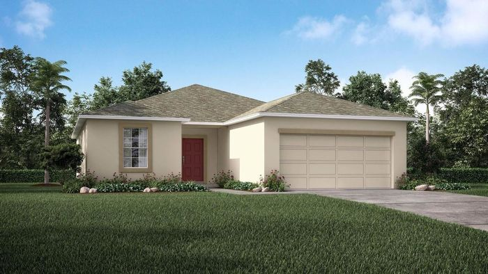 Move In Ready New Home In Port Charlotte Community