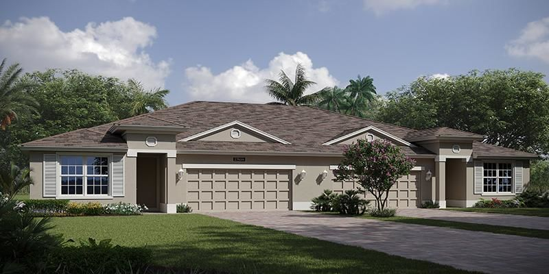 Ready To Build Home In Bella Rosa Community