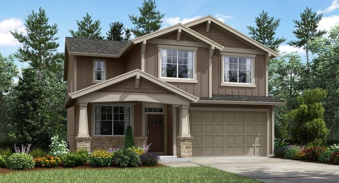 Move In Ready New Home In Green Mountain by Lennar Community