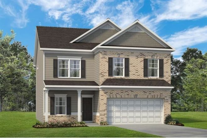 Move In Ready New Home In Escalades Community