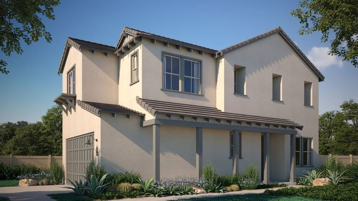 Move In Ready New Home In Canopy Grove - Reflection Community