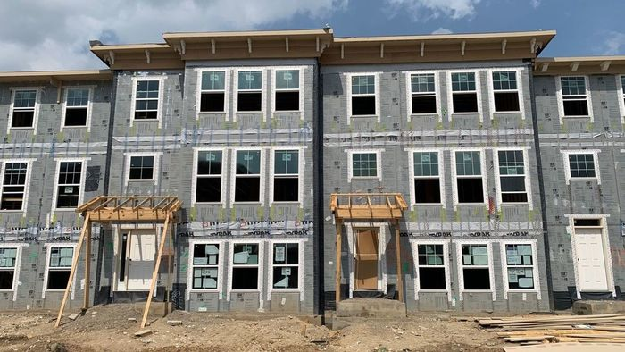 Move In Ready New Home In Manchester Estates Community