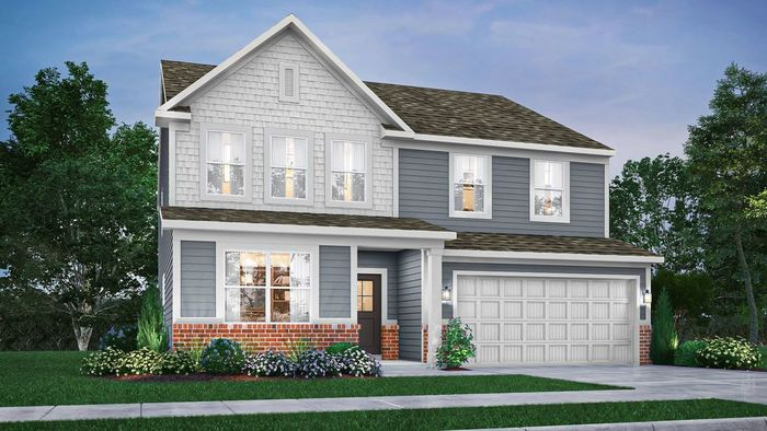Move In Ready New Home In Jackson Run Community
