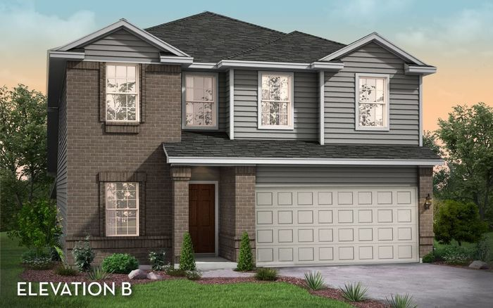 Move In Ready New Home In Riverwood Community