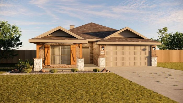 Ready To Build Home In Windstone at Upland Community