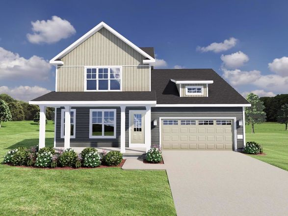 Move In Ready New Home In 1000 Oaks West Community