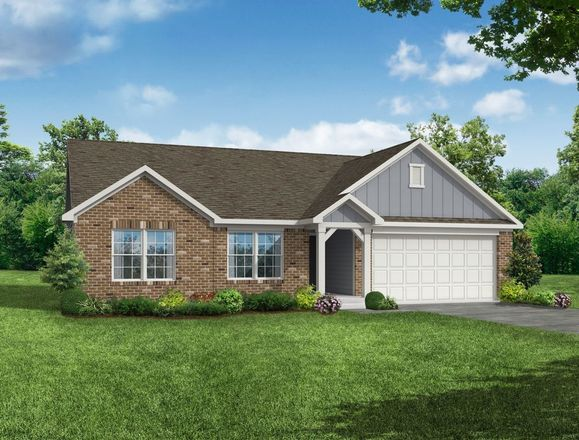 Move In Ready New Home In The Retreat Community