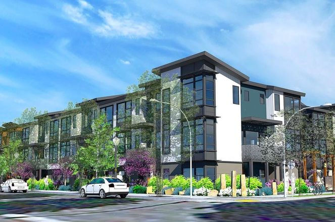 Move In Ready New Home In One20 Townhomes- Redwood City Community