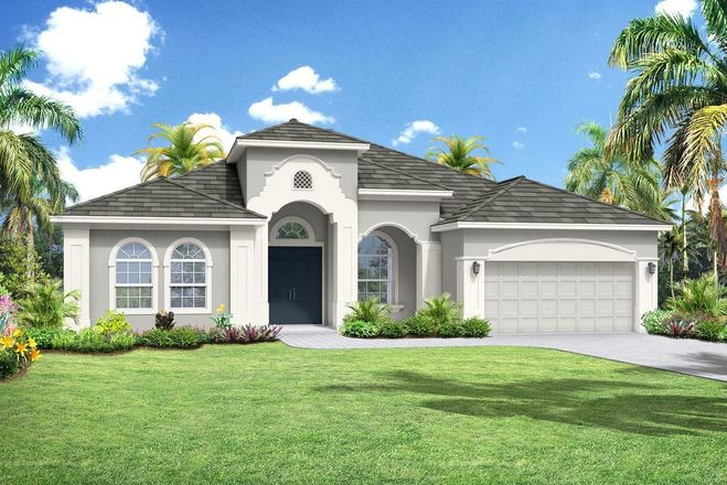 Move In Ready New Home In Waverley Community