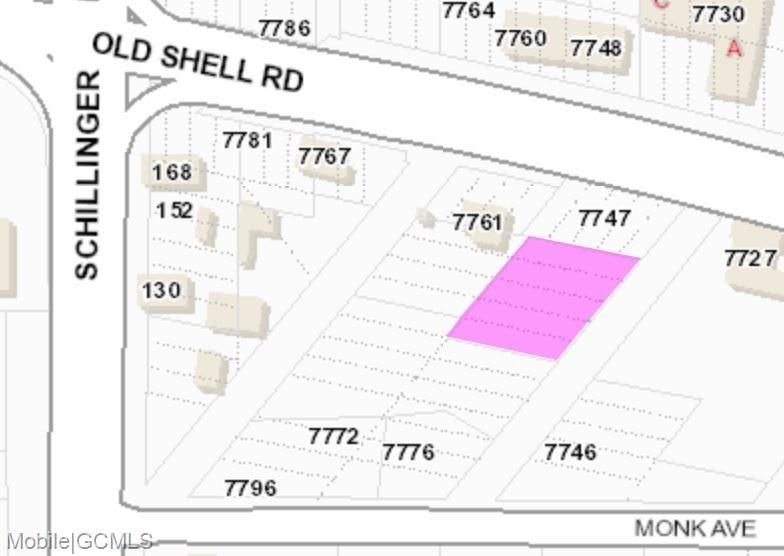Lot In South Crichton