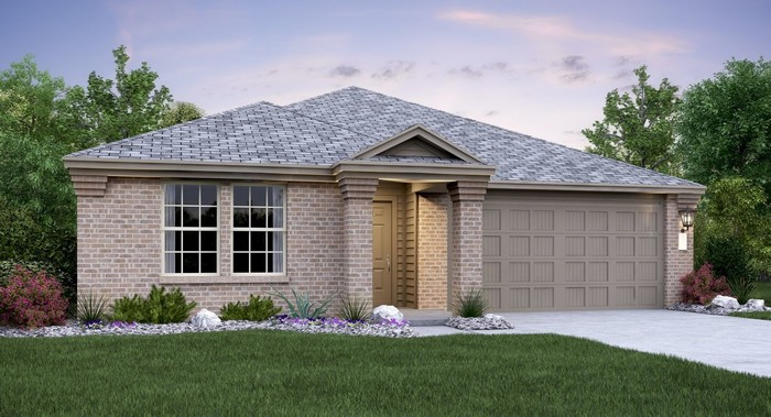 Ready To Build Home In Bradshaw Crossing - Cottage Collection Community