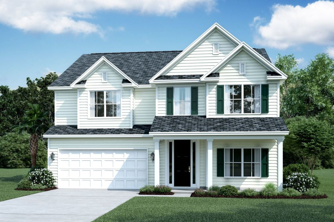 Move In Ready New Home In The Commons at Richmond Hill Community