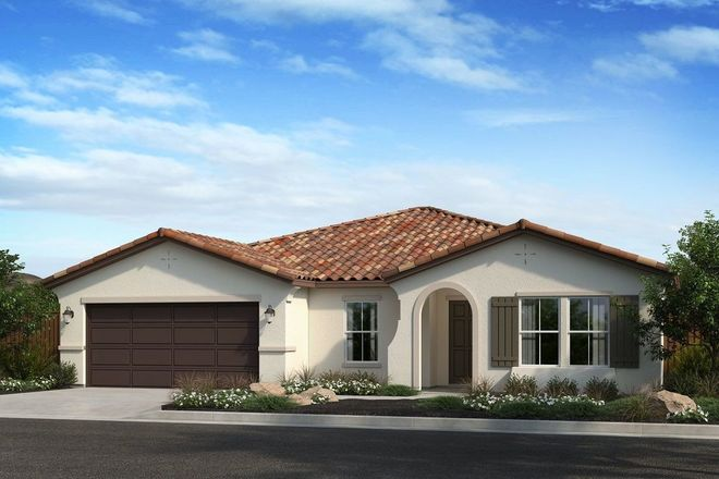 Ready To Build Home In Indigo at Shadow Mountain Community