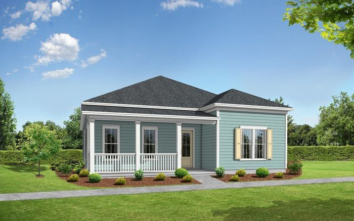 Move In Ready New Home In Longwood Bluffs - Parkview Collection Community
