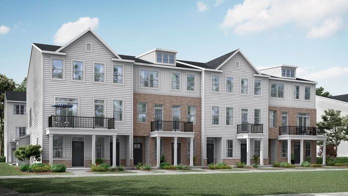 Move In Ready New Home In Steelpointe Community