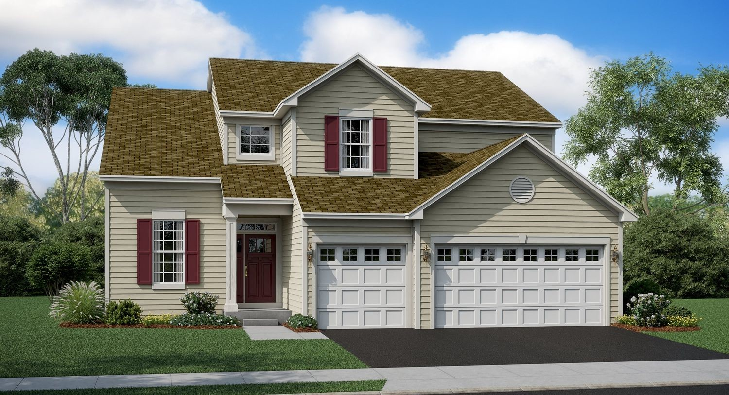 Move In Ready New Home In Legend Lakes Community