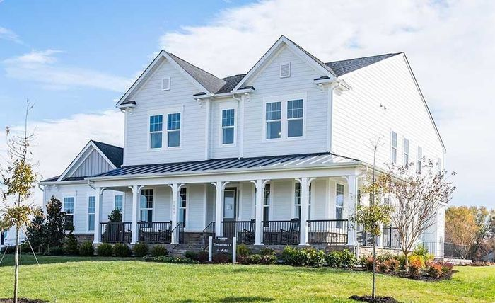 Move In Ready New Home In Meadowbrook Farm Community