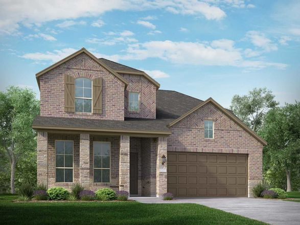 Move In Ready New Home In Harvest: Meadows Community