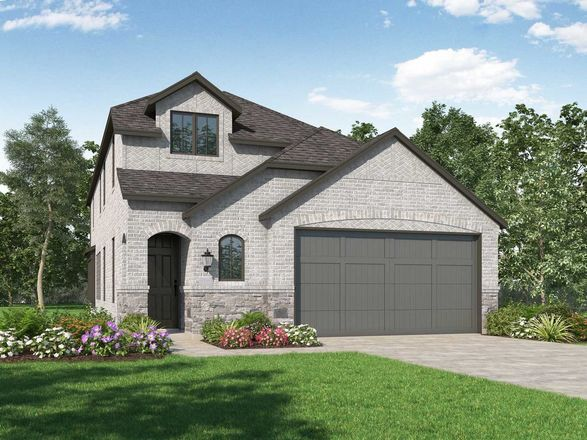 Move In Ready New Home In Klein Orchard Community